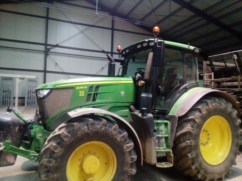 Traktor des Typs John Deere 6250 R, Gebrauchtmaschine in Gampern (Bild 1)