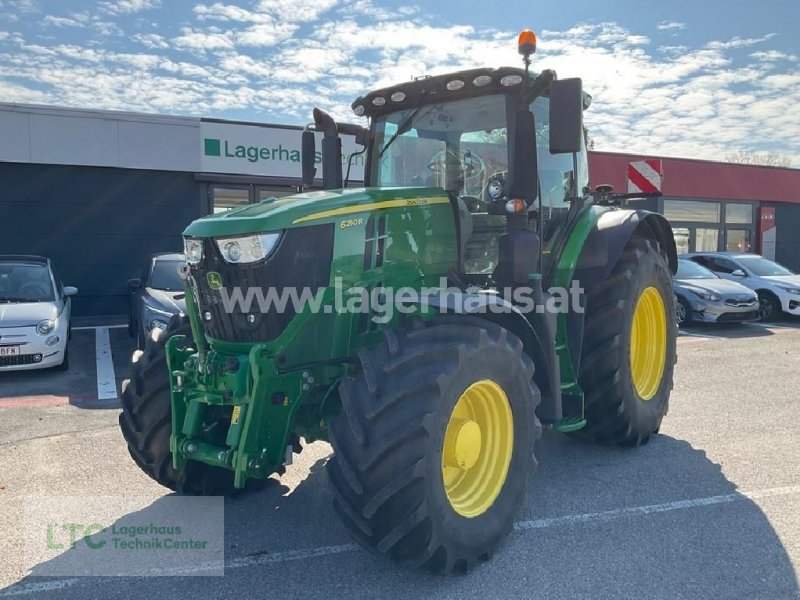 Traktor tip John Deere 6250R COMMANDPRO, Gebrauchtmaschine in Korneuburg (Poză 1)