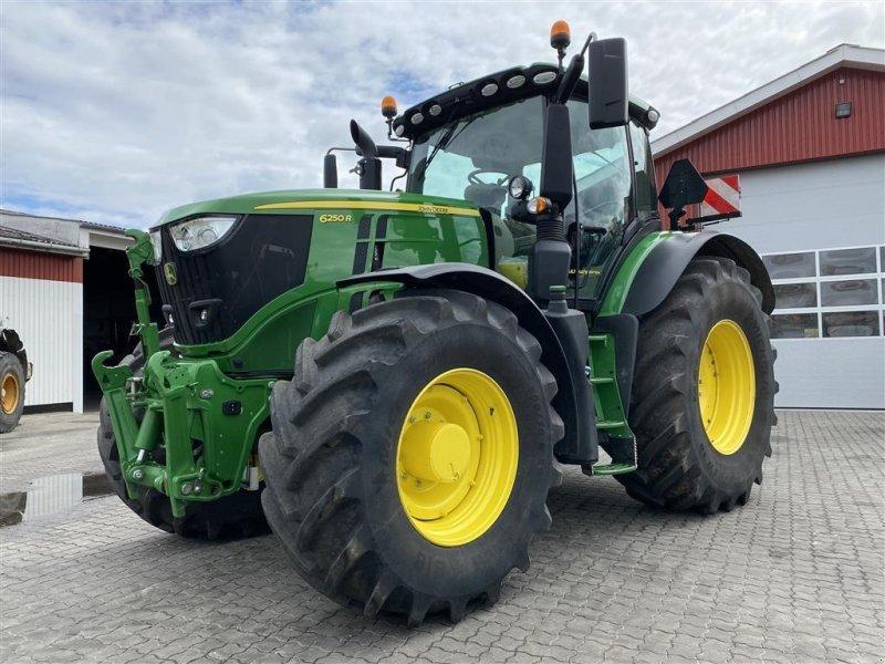 Traktor typu John Deere 6250R ULTIMATE OG KUN 610 TIMER! DK FRA NY!, Gebrauchtmaschine w Aalestrup (Zdjęcie 1)