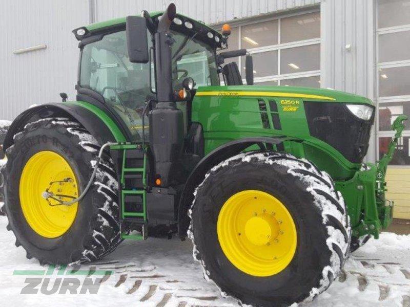 Traktor a típus John Deere 6250R - Ultimate, PowerGard b. 2024, Neumaschine ekkor: Merklingen (Kép 1)