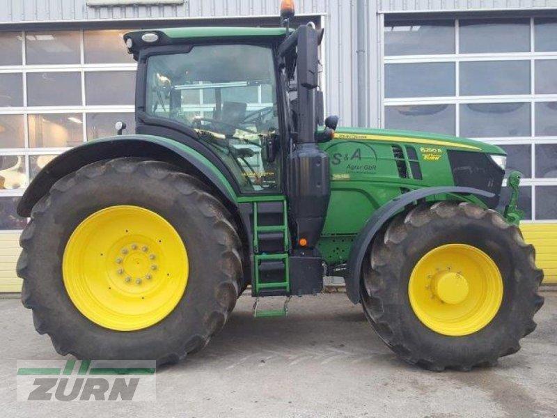 Traktor типа John Deere 6250R, Gebrauchtmaschine в Merklingen (Фотография 2)