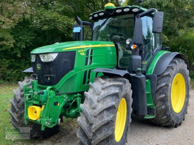 Traktor типа John Deere 6250R, Gebrauchtmaschine в Siegenburg (Фотография 1)
