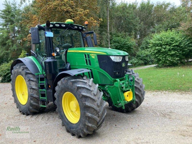 Traktor типа John Deere 6250R, Gebrauchtmaschine в Siegenburg (Фотография 2)