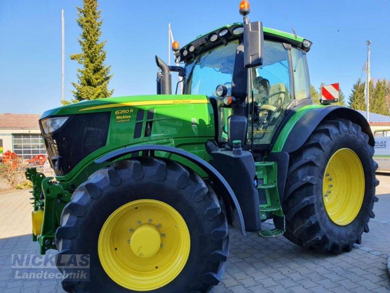 Traktor des Typs John Deere 6250R, Gebrauchtmaschine in Schirradorf (Bild 1)
