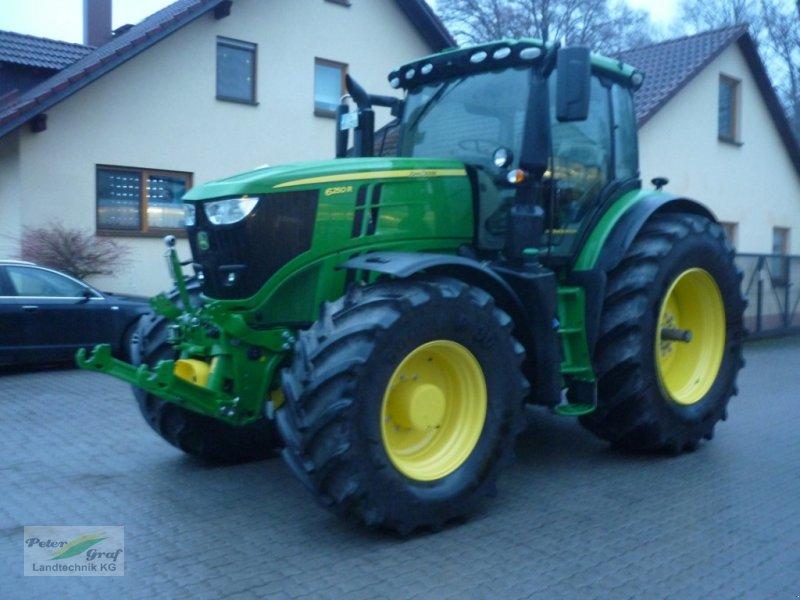 Traktor a típus John Deere 6250R, Gebrauchtmaschine ekkor: 91257 Pegnitz-Bronn (Kép 1)