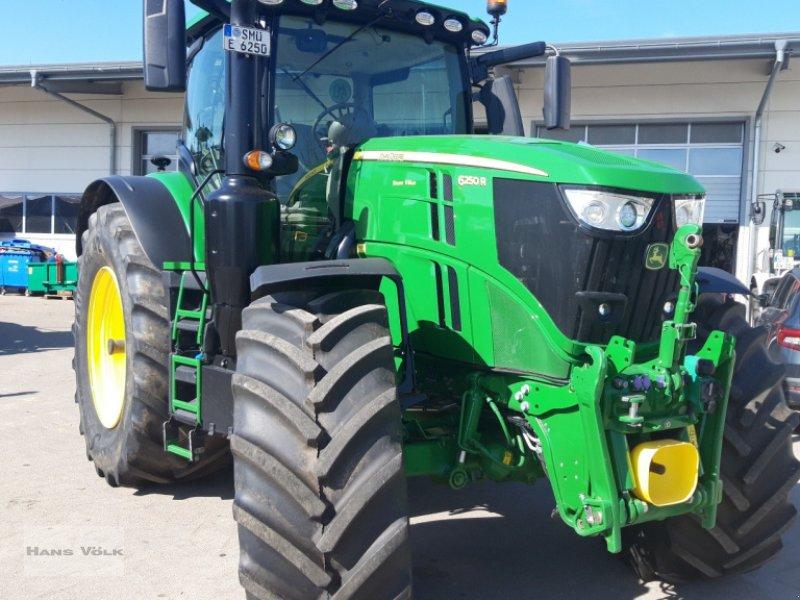 Traktor des Typs John Deere 6250R, Gebrauchtmaschine in Schwabmünchen (Bild 2)