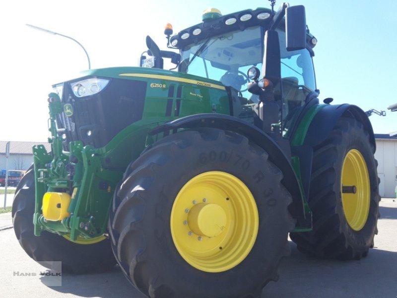 Traktor des Typs John Deere 6250R, Gebrauchtmaschine in Schwabmünchen (Bild 3)