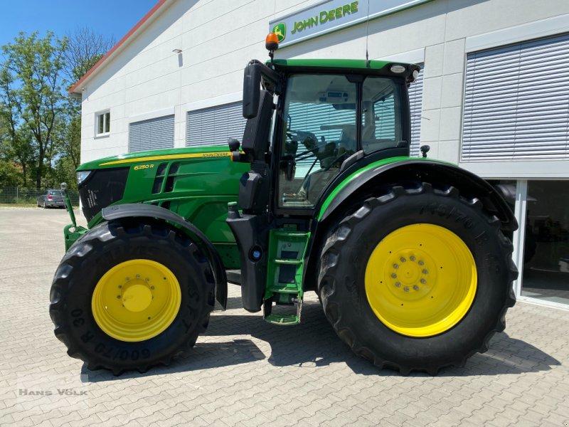 Traktor des Typs John Deere 6250R, Gebrauchtmaschine in Eching (Bild 7)