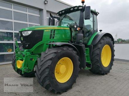Traktor des Typs John Deere 6250R, Gebrauchtmaschine in Eggenfelden (Bild 1)