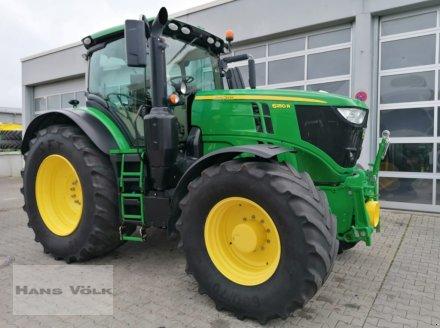 Traktor des Typs John Deere 6250R, Gebrauchtmaschine in Eggenfelden (Bild 3)