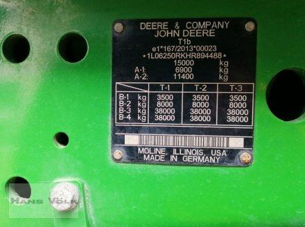 Traktor des Typs John Deere 6250R, Gebrauchtmaschine in Eggenfelden (Bild 11)