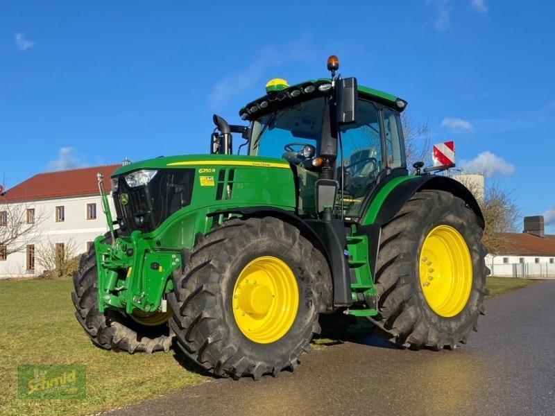 Traktor des Typs John Deere 6250R, Gebrauchtmaschine in Breitenbrunn (Bild 1)