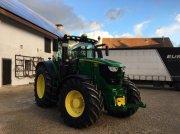 Traktor typu John Deere 6250R v Oberlauterbach