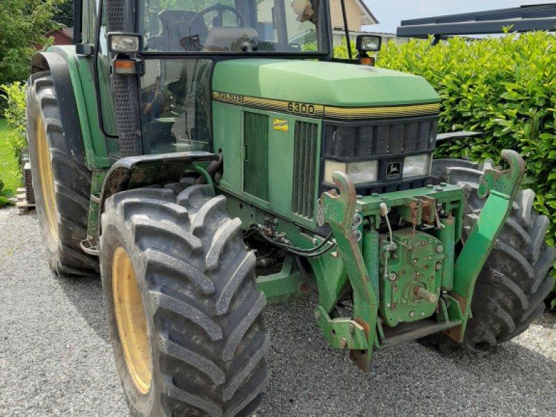 Traktor des Typs John Deere 6300, Gebrauchtmaschine in neukirch (Bild 1)