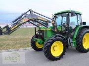 John Deere 6310 mit Klima, Druckluft und FL - aus erster Hand - vieles erneuert - guter Zustand Traktor