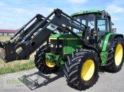 John Deere 6310 Premium gefederte Vorderachse, Klima, HMS, für ca 9.000,- Sachen repariert !!!! Трактор