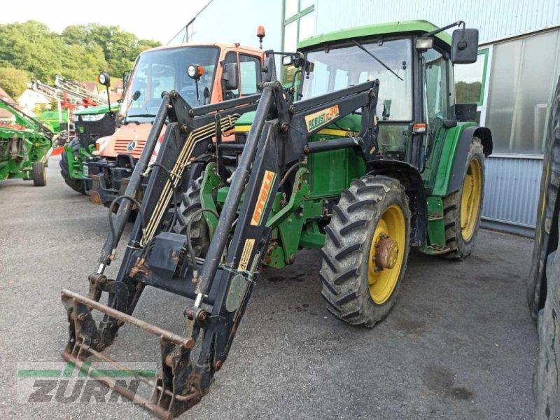 Traktor des Typs John Deere 6310 SE PowrQuad, Gebrauchtmaschine in Schoental-Westernhausen (Bild 1)