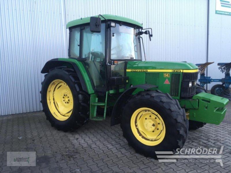 Traktor des Typs John Deere 6310 SE, Gebrauchtmaschine in Wildeshausen (Bild 1)