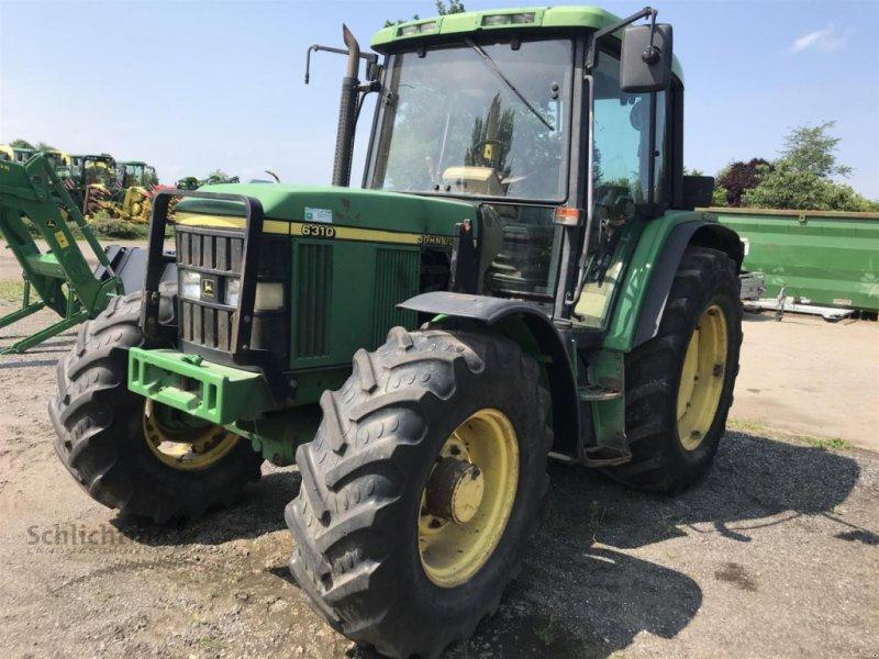 Traktor des Typs John Deere 6310, Gebrauchtmaschine in Marxen (Bild 1)