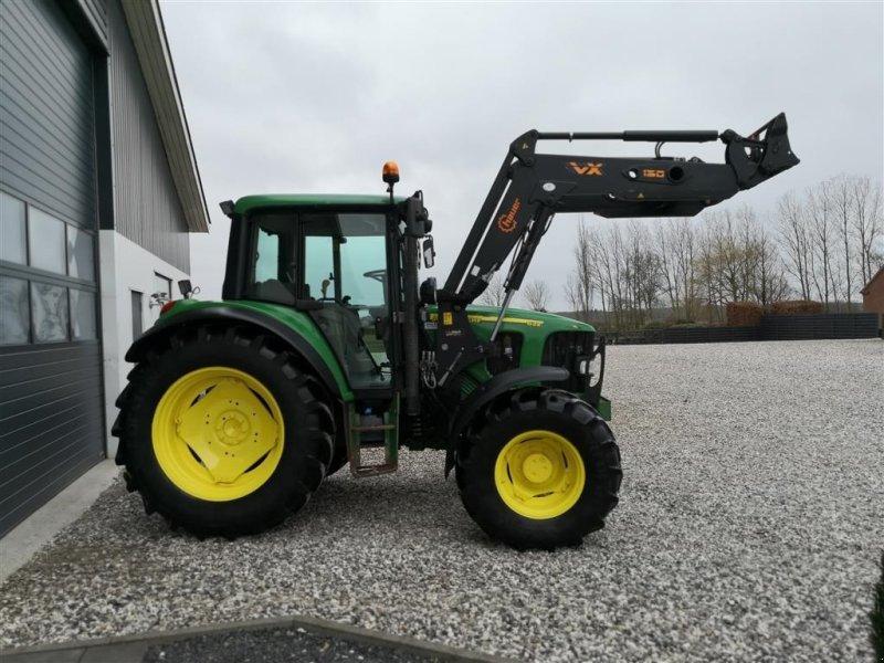 Traktor типа John Deere 6320 PowerQuad Med Nyere Hauer Frontlæsser, Gebrauchtmaschine в Thorsø (Фотография 5)