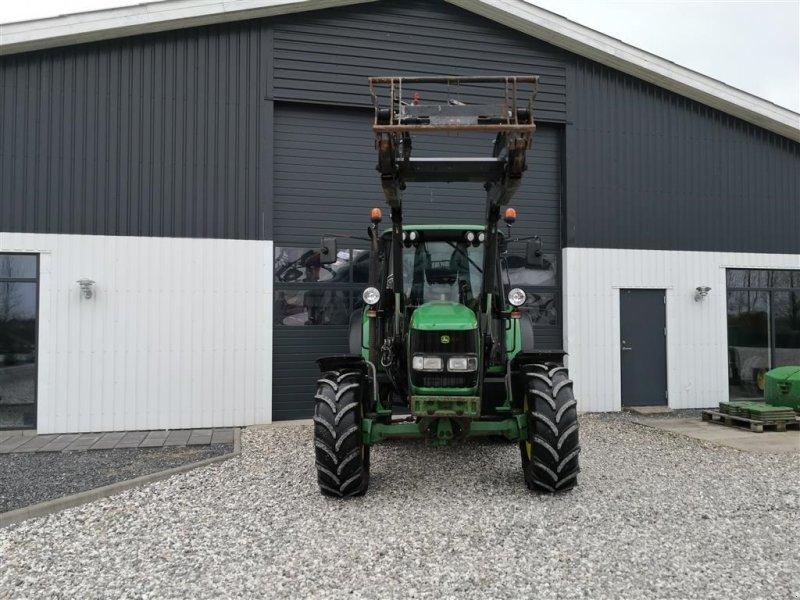 Traktor типа John Deere 6320 PowerQuad Med Nyere Hauer Frontlæsser, Gebrauchtmaschine в Thorsø (Фотография 7)