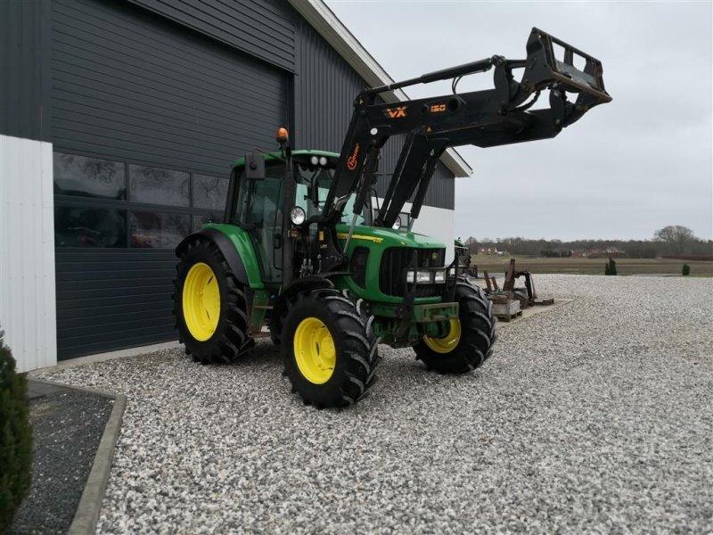 Traktor типа John Deere 6320 PowerQuad Med Nyere Hauer Frontlæsser, Gebrauchtmaschine в Thorsø (Фотография 6)