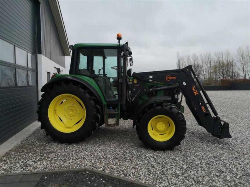 Traktor типа John Deere 6320 PowerQuad Med Nyere Hauer Frontlæsser, Gebrauchtmaschine в Thorsø (Фотография 4)