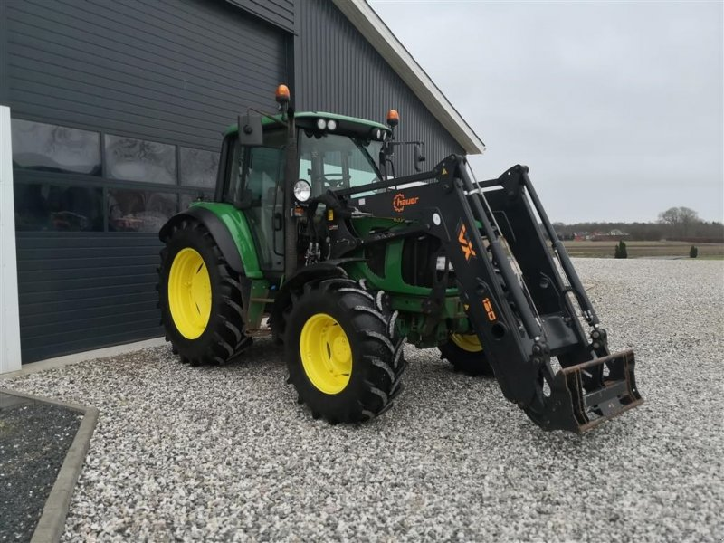 Traktor типа John Deere 6320 PowerQuad Med Nyere Hauer Frontlæsser, Gebrauchtmaschine в Thorsø (Фотография 3)