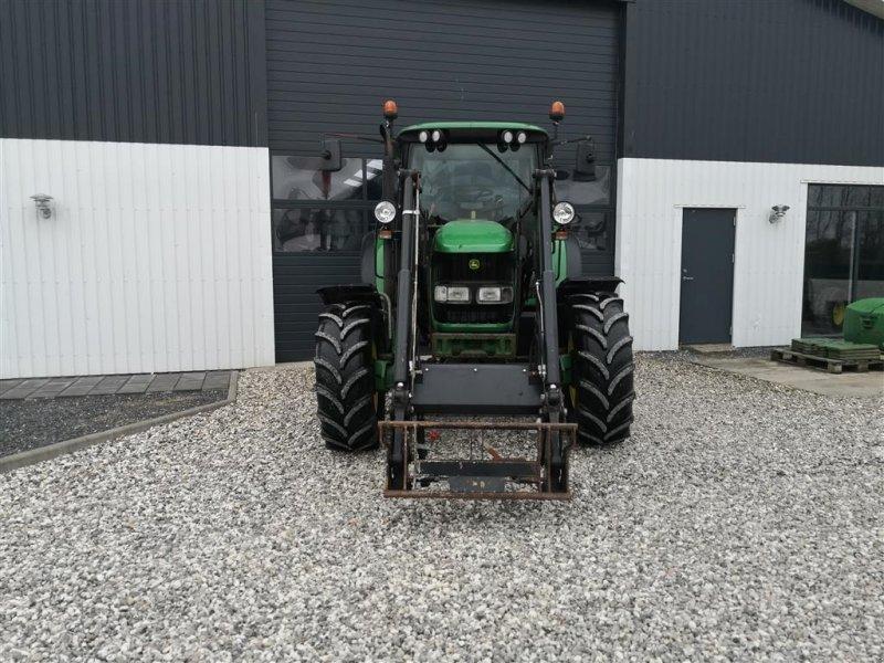 Traktor типа John Deere 6320 PowerQuad Med Nyere Hauer Frontlæsser, Gebrauchtmaschine в Thorsø (Фотография 2)