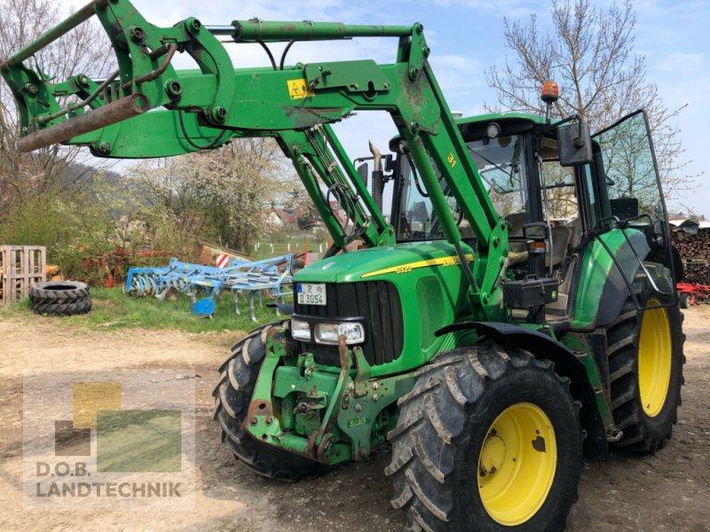 Traktor типа John Deere 6320 Premium mit Frontlader, Gebrauchtmaschine в Regensburg (Фотография 1)