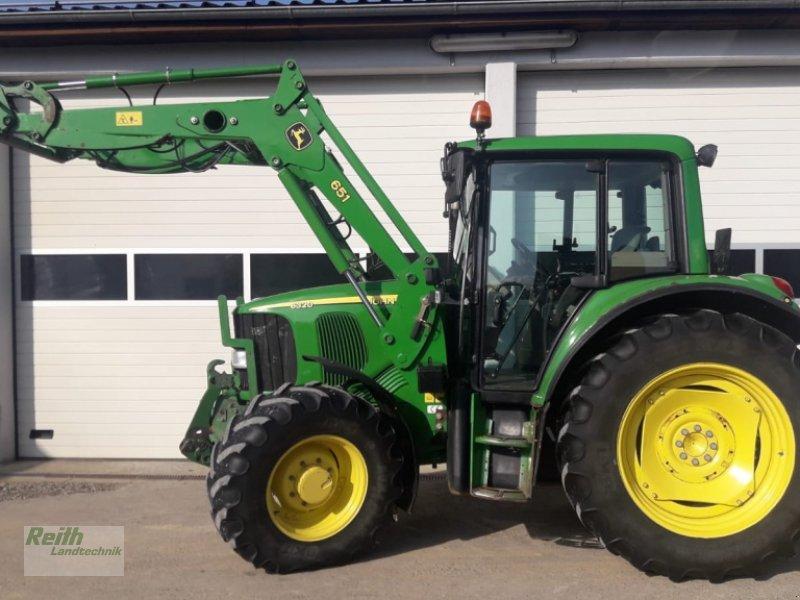 Traktor tip John Deere 6320  Premium, Gebrauchtmaschine in Langweid am Lech  (Poză 1)