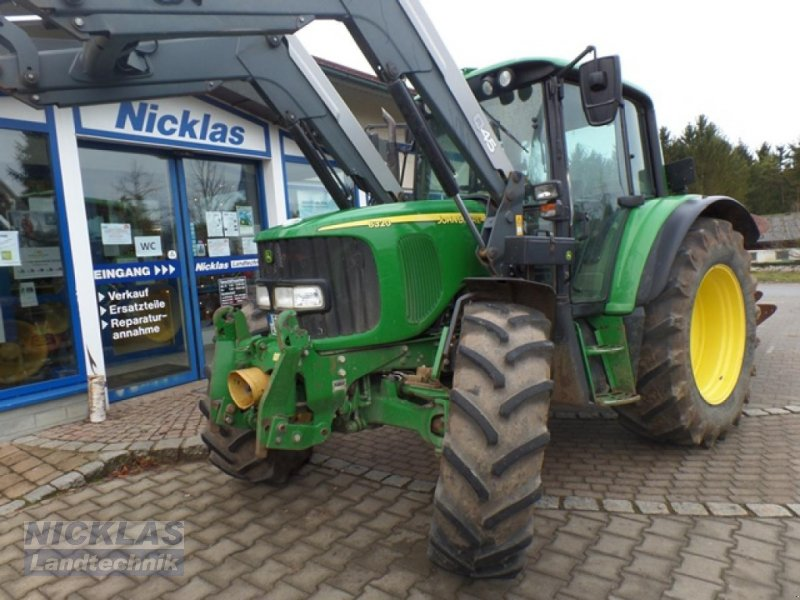 Traktor типа John Deere 6320 Premium, Gebrauchtmaschine в Schirradorf (Фотография 1)
