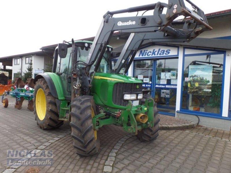 Traktor типа John Deere 6320 Premium, Gebrauchtmaschine в Schirradorf (Фотография 2)