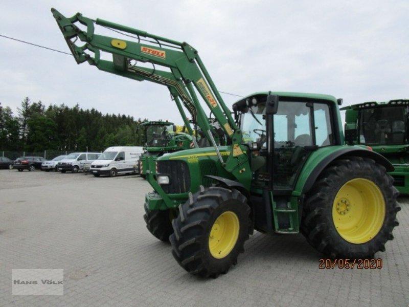 Traktor des Typs John Deere 6320  Premium, Gebrauchtmaschine in Soyen (Bild 1)