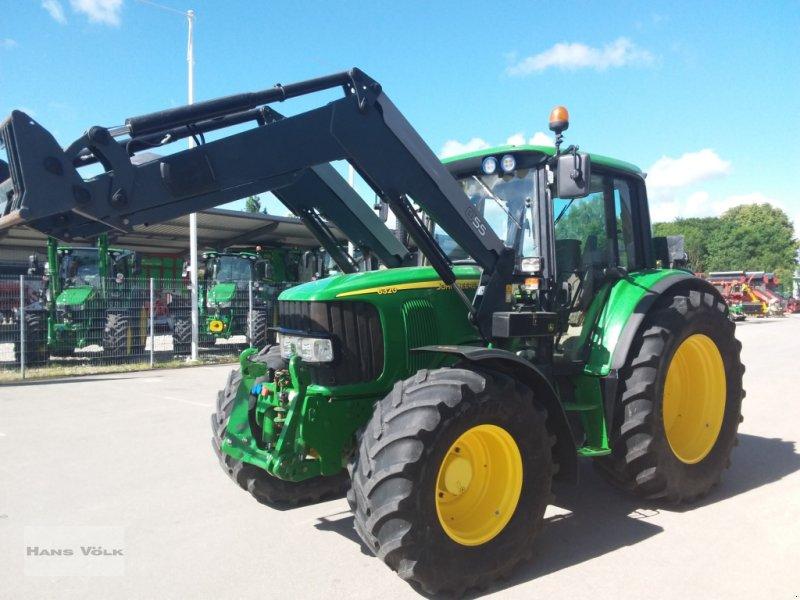 Traktor типа John Deere 6320  Premium, Gebrauchtmaschine в Schwabmünchen (Фотография 3)
