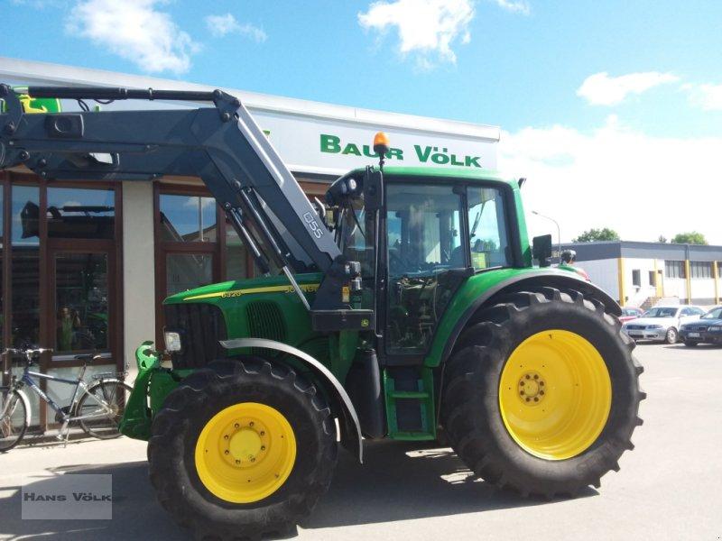 Traktor типа John Deere 6320  Premium, Gebrauchtmaschine в Schwabmünchen (Фотография 4)