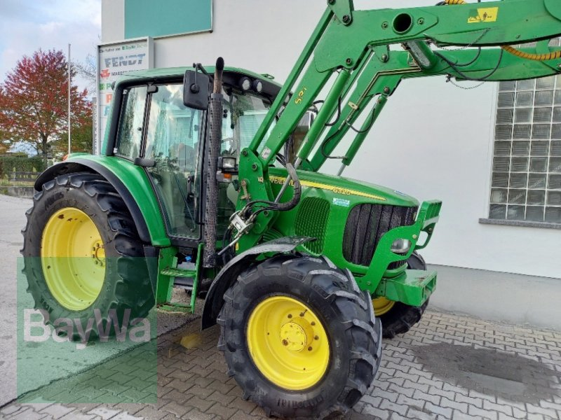 Traktor des Typs John Deere 6320  Premium, Gebrauchtmaschine in Griesstaett (Bild 2)