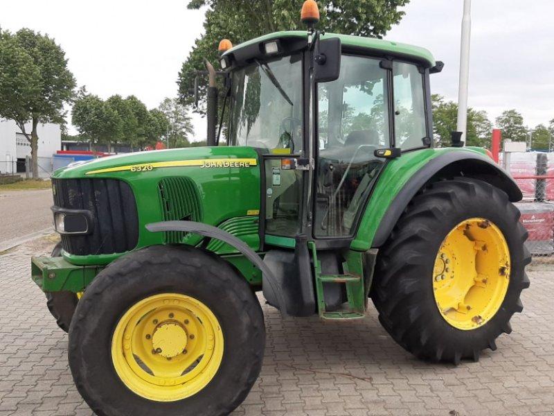 Traktor типа John Deere 6320 SE PowerQuad, Gebrauchtmaschine в Schoonebeek (Фотография 2)