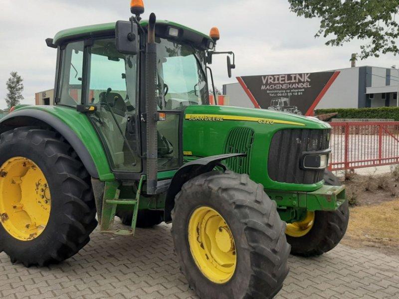 Traktor типа John Deere 6320 SE PowerQuad, Gebrauchtmaschine в Schoonebeek (Фотография 1)