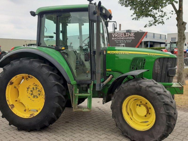 Traktor типа John Deere 6320 SE PowerQuad, Gebrauchtmaschine в Schoonebeek (Фотография 4)