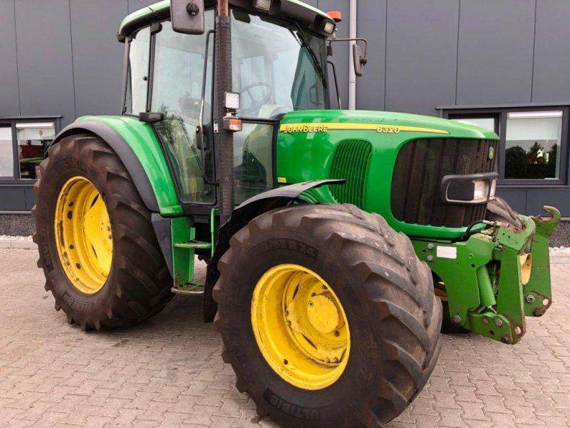 Traktor типа John Deere 6320 SE, Gebrauchtmaschine в Coevorden (Фотография 2)