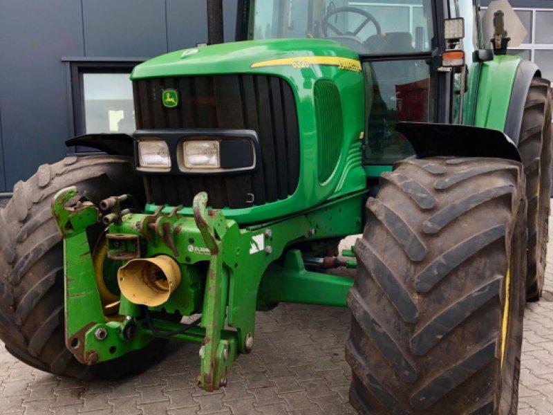 Traktor типа John Deere 6320 SE, Gebrauchtmaschine в Coevorden (Фотография 3)