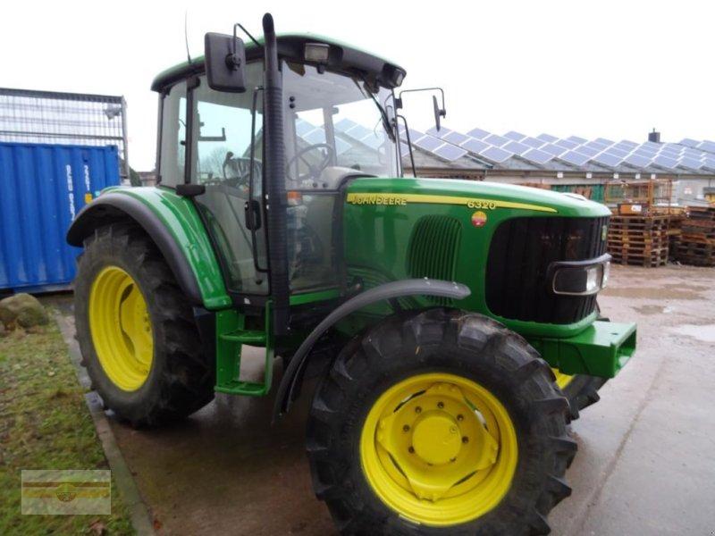 Traktor типа John Deere 6320 SE, Gebrauchtmaschine в Böklund (Фотография 1)