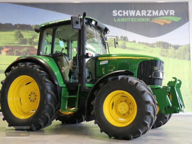 Traktor типа John Deere 6320 SE, Gebrauchtmaschine в Gampern (Фотография 1)
