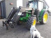 John Deere 6320 TLS, ÅLØ QUICKE 675 LÆSSER Тракторы
