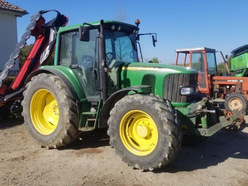 Traktor типа John Deere 6320, Gebrauchtmaschine в CHAILLOUÉ (Фотография 1)