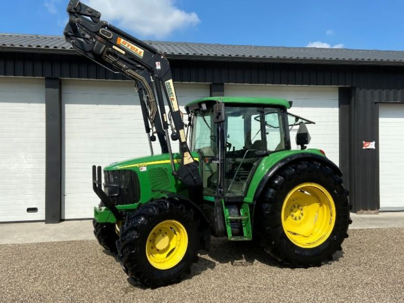 Traktor типа John Deere 6320, Gebrauchtmaschine в Linde (dr) (Фотография 2)