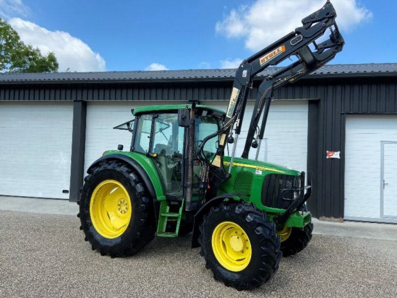 Traktor типа John Deere 6320, Gebrauchtmaschine в Linde (dr) (Фотография 1)