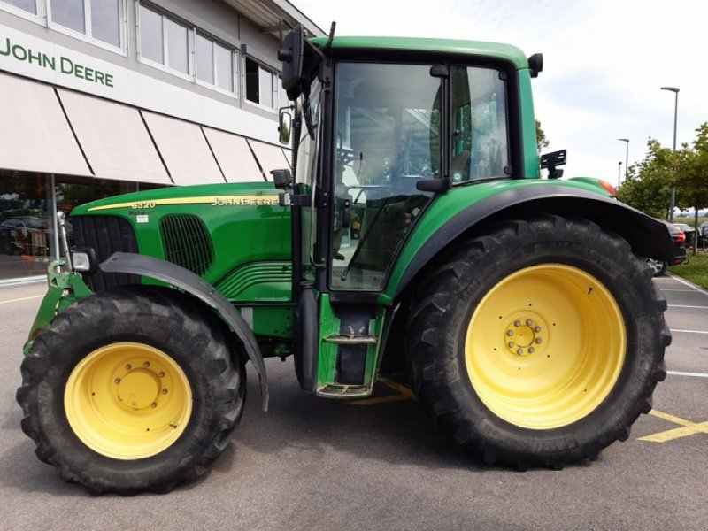 Traktor типа John Deere 6320, Gebrauchtmaschine в Lengnau (Фотография 1)