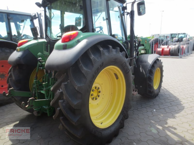 Traktor типа John Deere 6320, Gebrauchtmaschine в Bockel - Gyhum (Фотография 6)